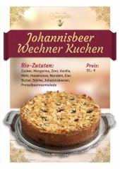 Johannisbeer-Wechner-Kuchen