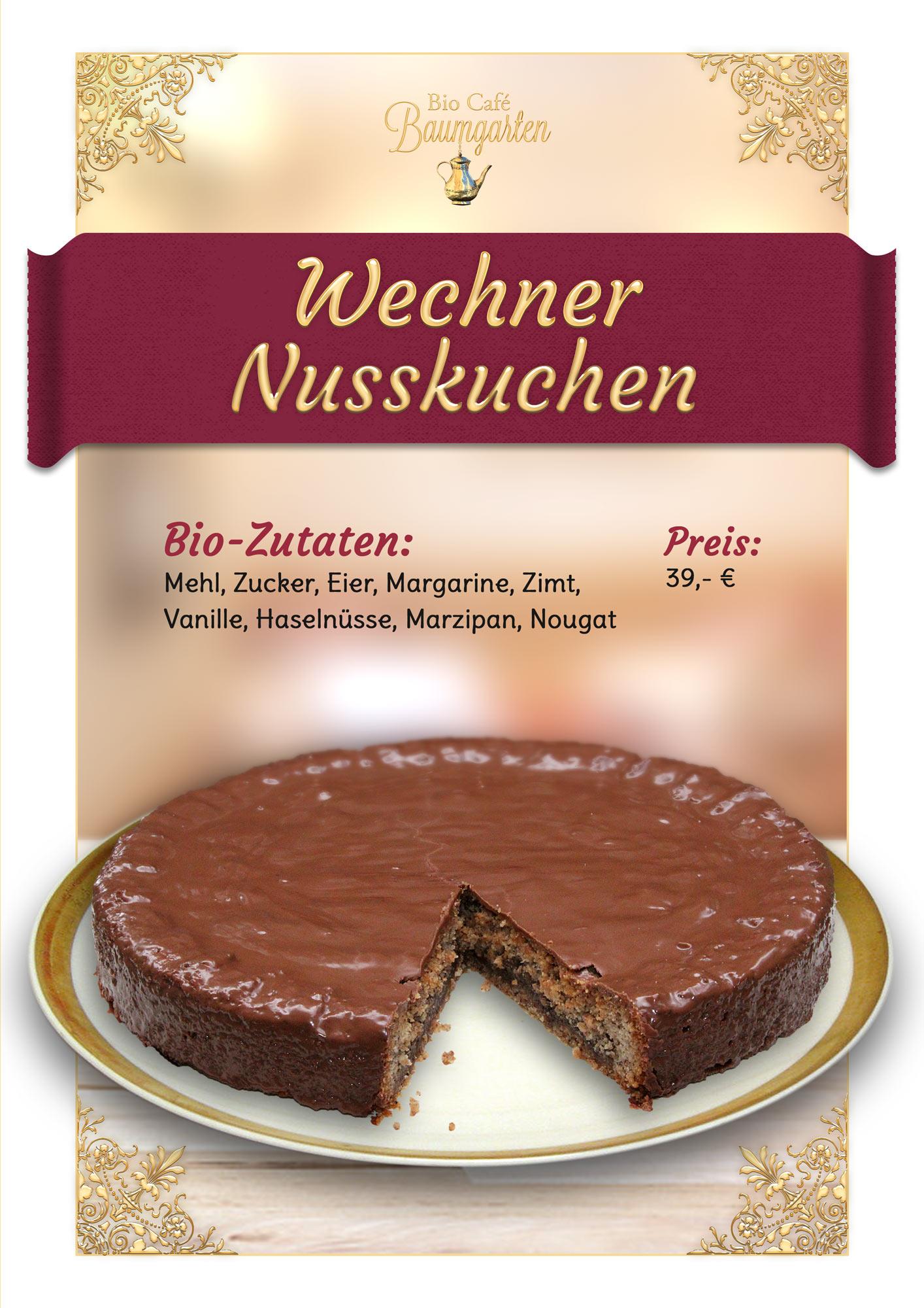 Wechner-Nusskuchen