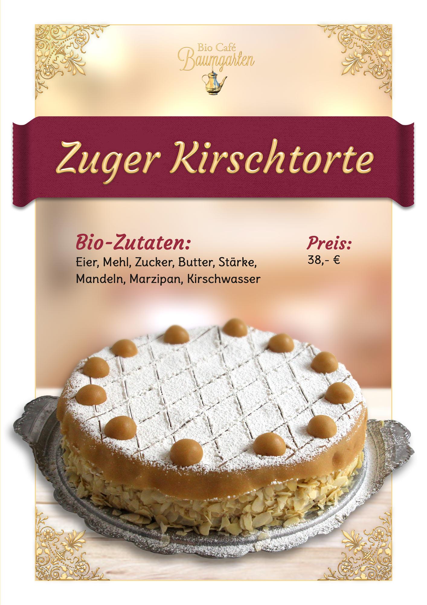 Zuger-Kirschtorte