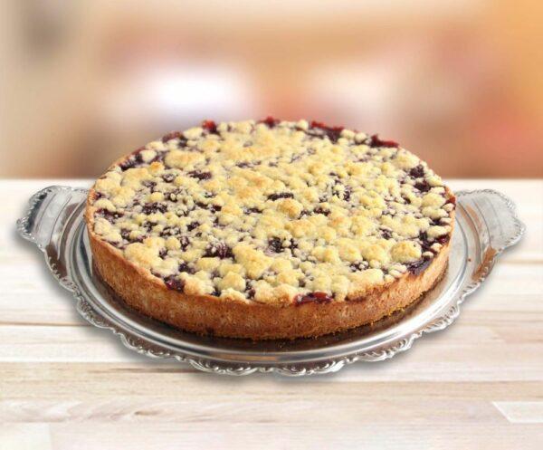 Kirschstraeusel-Kuchen